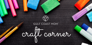 Craft corner gulf coast mom