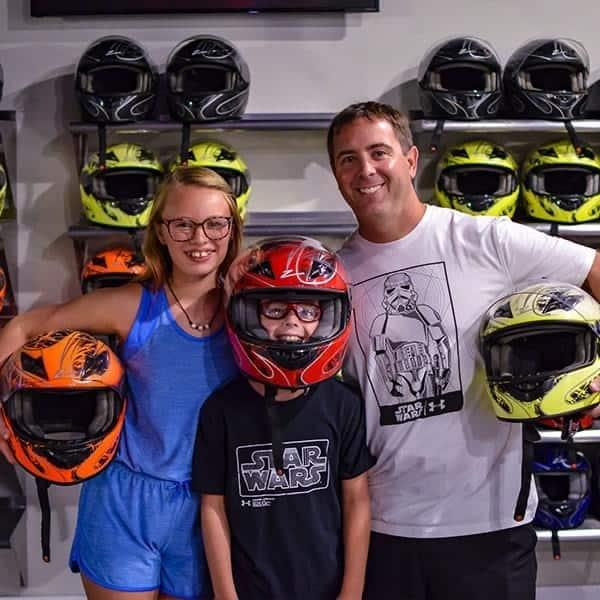 Racing family