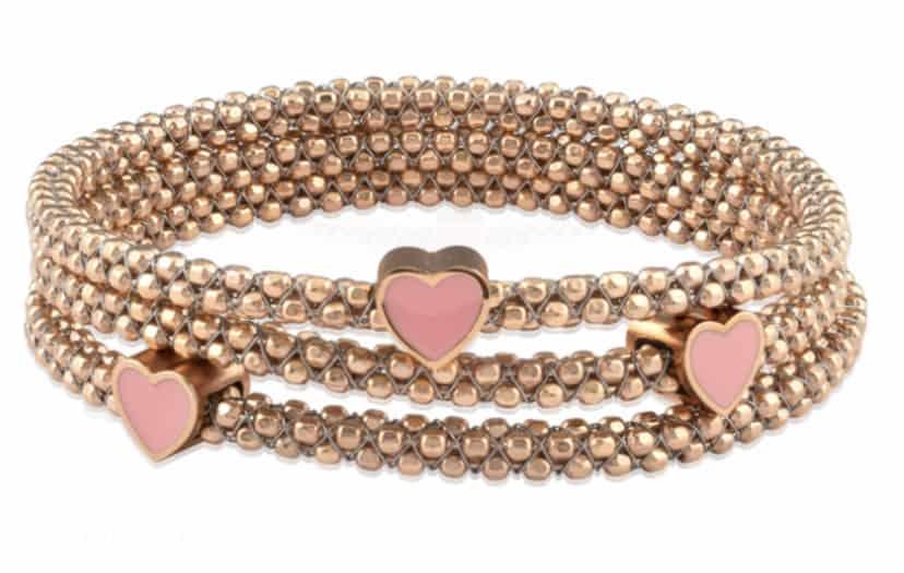 Mignon Faget Halo bracelets