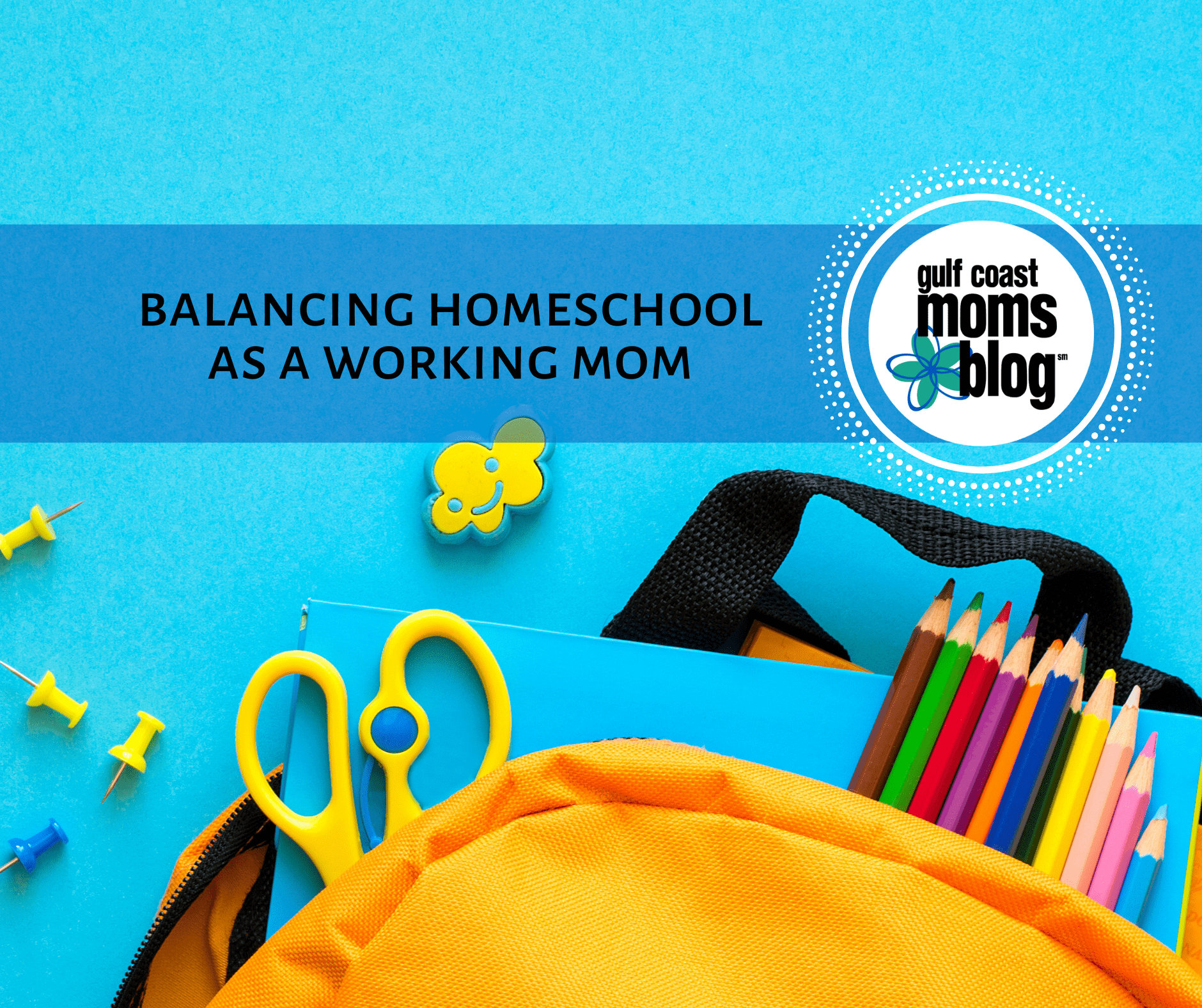 balancing homeschool as a working mom