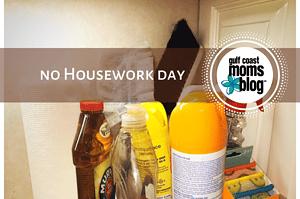 no houswork day