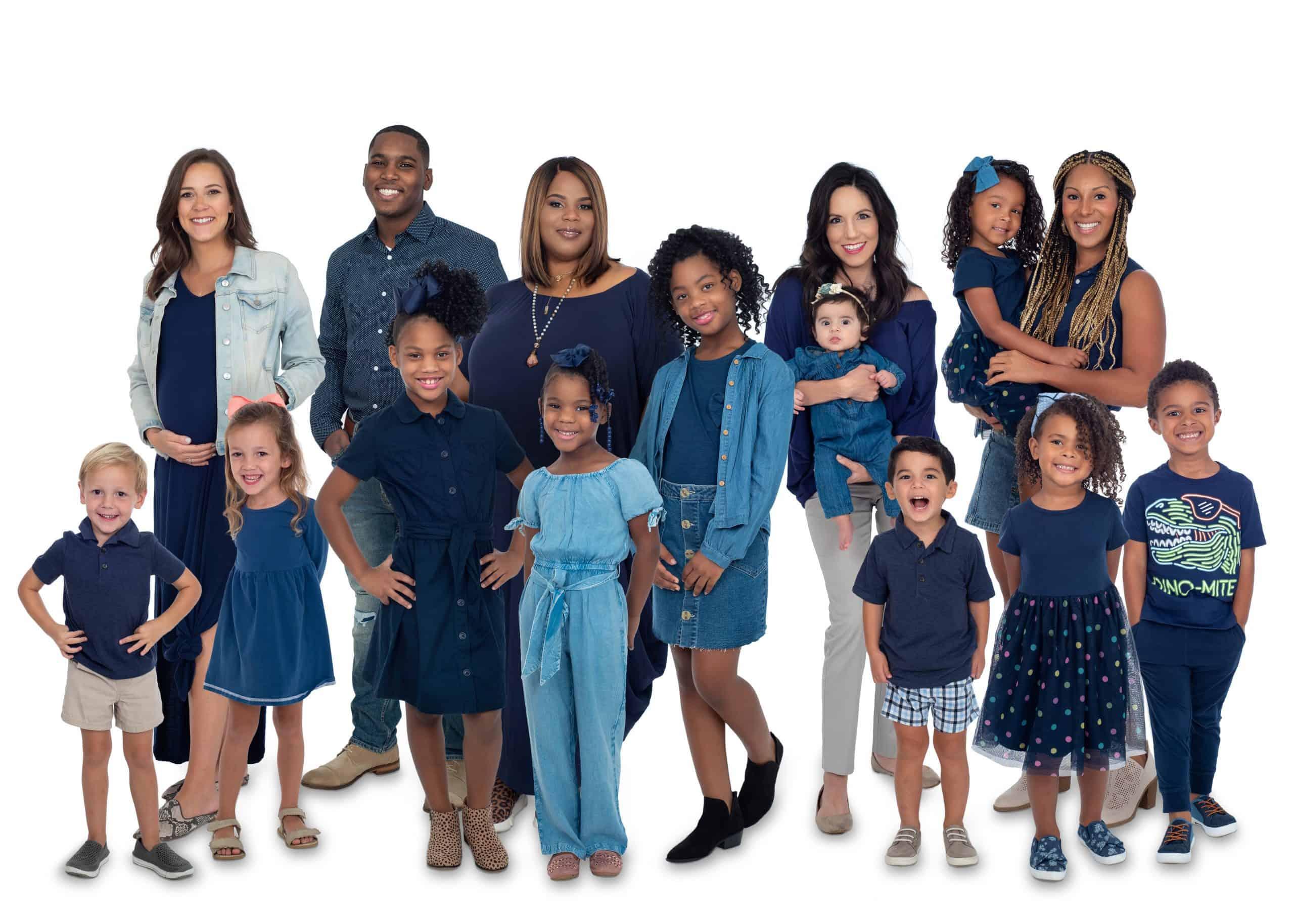 Leadership team for Gulf Coast Mom