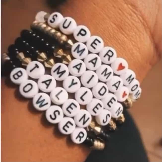 Megan bowser designs bracelets