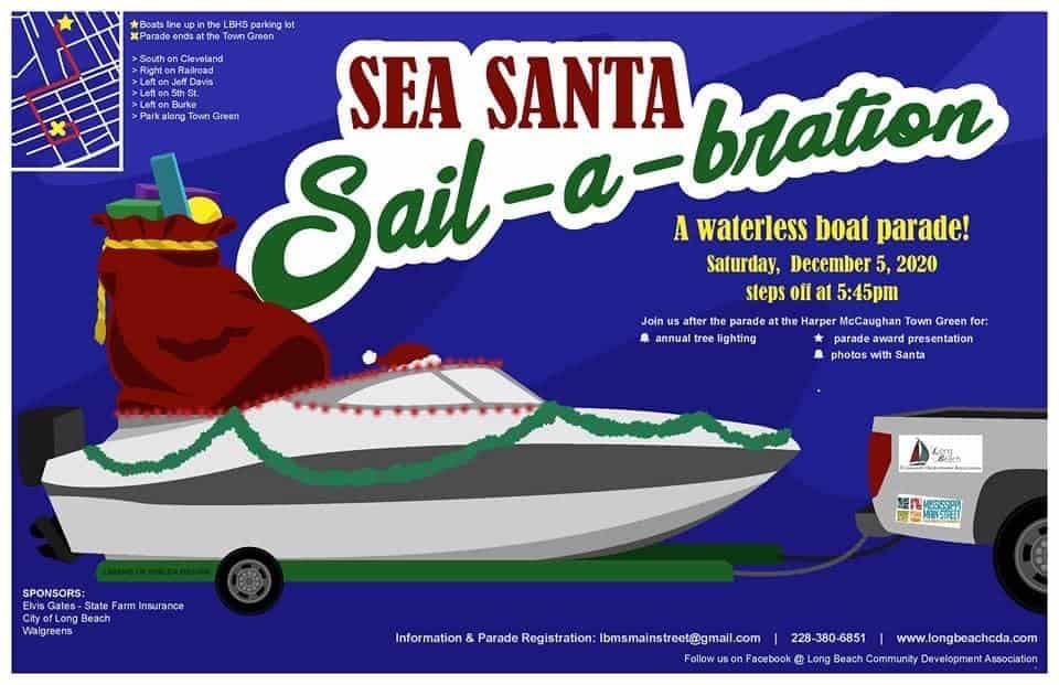Sea Santa sailabration