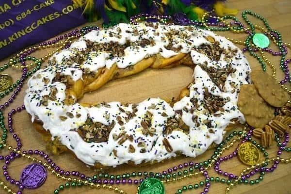 King cake randazzos