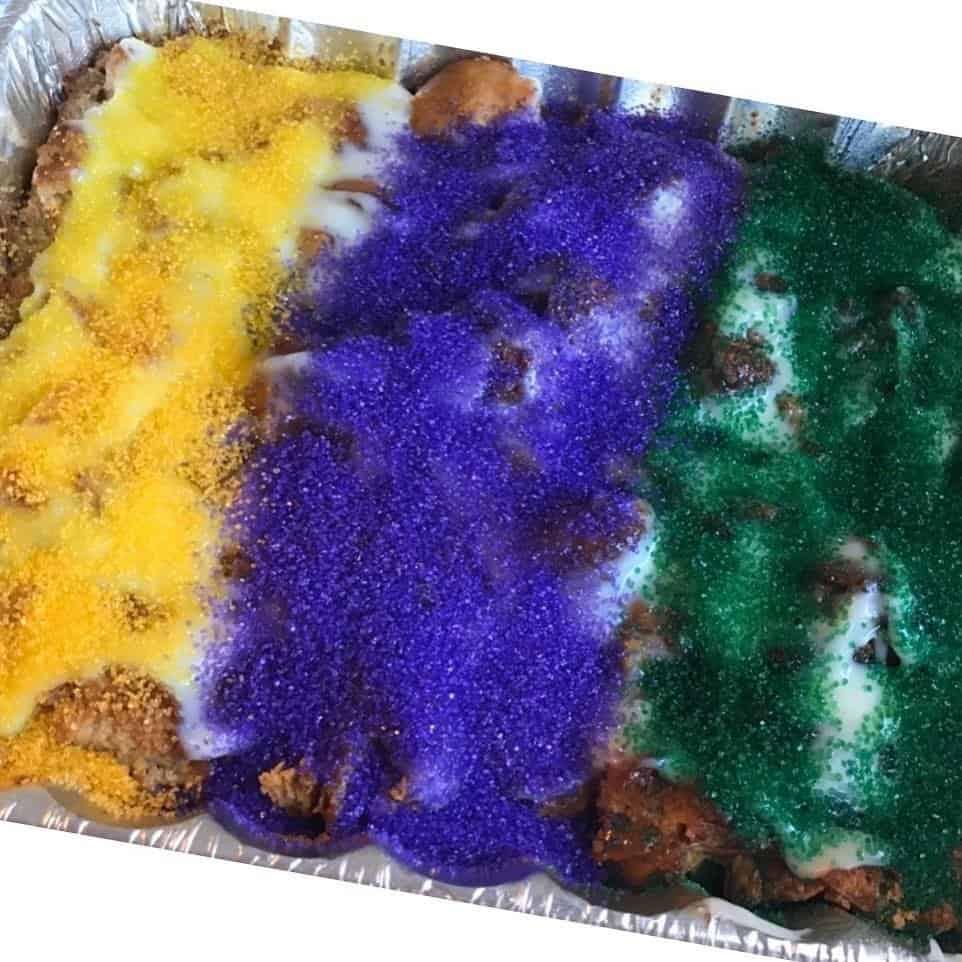 King Cake Dolce