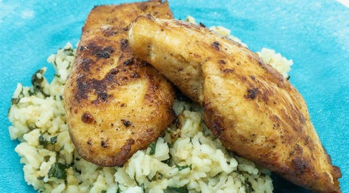 Southern Cooking with Carlin buttery chicken