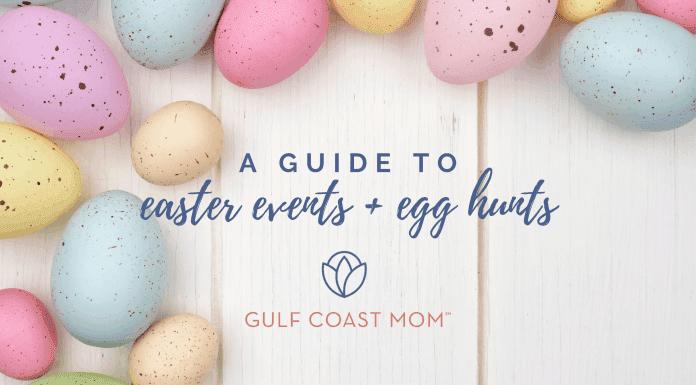 Easter Events egg hunt gulf coast