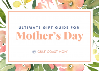 Ultimate gift guide for Mother's Day Gulf Coast mom