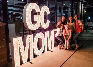 Moms night out gulf coast mom alpha lit Mississippi