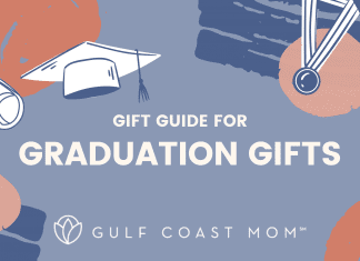 Graduation gifts gulf coast mom