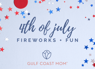 4th of July events gulf coast mom