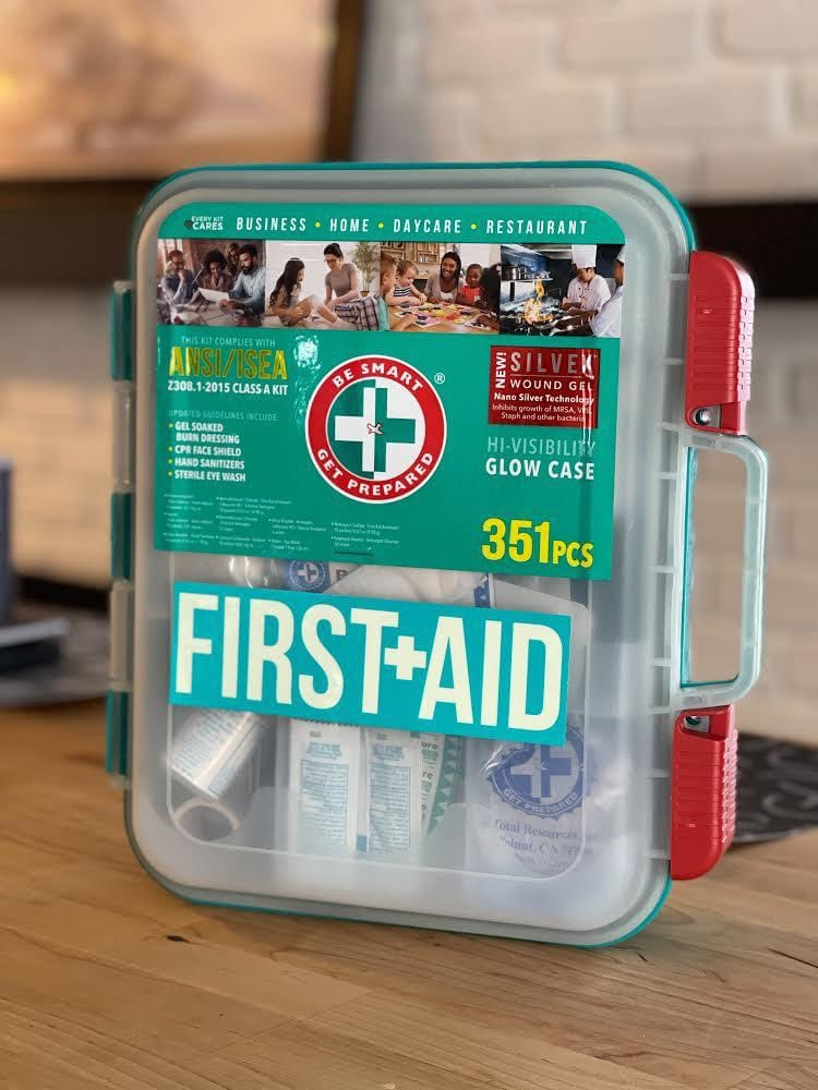 First aid kit Golf Coast mom Boating must haves