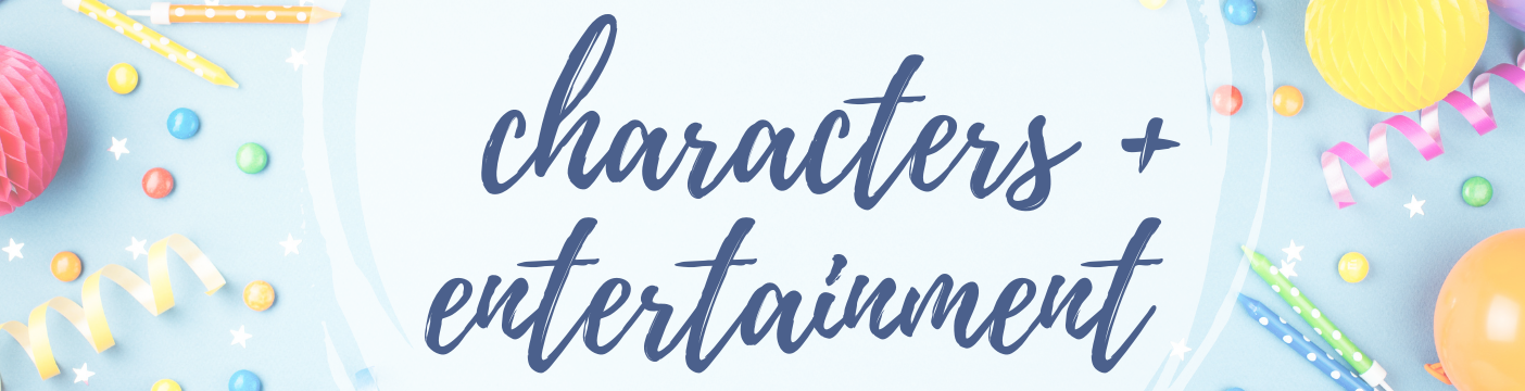 Characters and entertainment gulf coast mom Ultimate birthday party guide