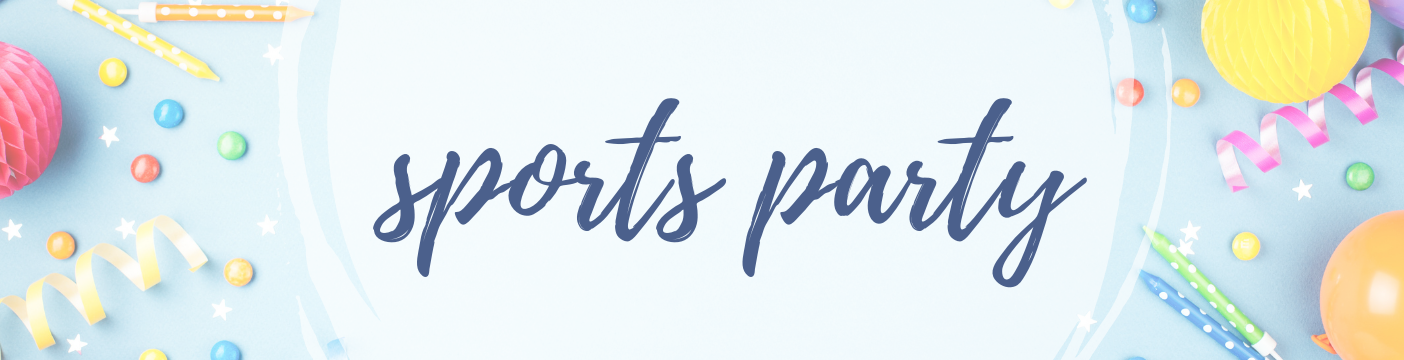 Sports party gulf coast mom Ultimate birthday party guide