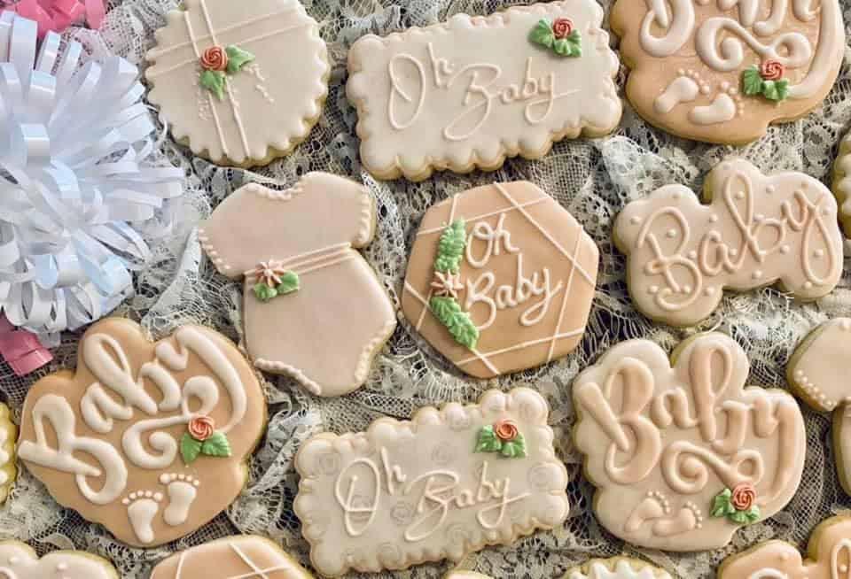 Brenda's Iced Cookies gulf coast mom boss