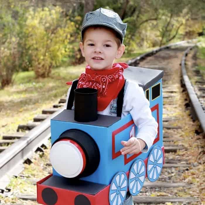 Thomas the train diy