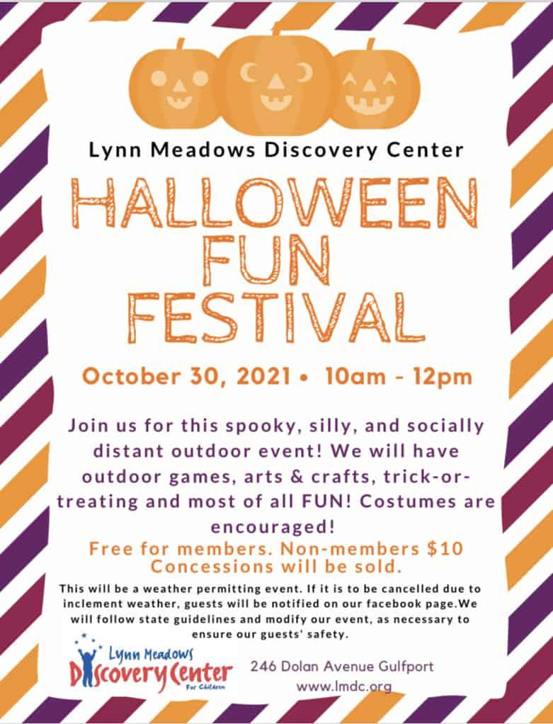 Lynn Meadows Halloween Festival